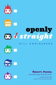 Openly Straight cover